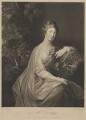 Henrietta Fordyce (née Cumming), by Thomas Watson, published by  Walter Shropshire, after  George Willison - NPG D37730