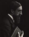 Lytton Strachey, by Emil Otto ('E.O.') Hoppé - NPG x132918
