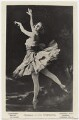 Anna Pavlova, by Emil Otto ('E.O.') Hoppé, published by  J.J. Samuels - NPG x132920