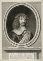 Henri II d'Orléans, duc de Longueville, by Robert Nanteuil, after  Philippe de Champaigne - NPG D37675