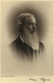 Henry Sidgwick, by Eveleen Myers (née Tennant), printed by  T. & R. Annan & Sons - NPG x132925
