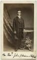 John Collinson Nesfield, by William Hardy Kent - NPG x74774