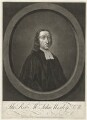 John Wesley, printed and sold by John Tinney - NPG D37683