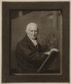 Benjamin West, by Unknown artist - NPG D37690
