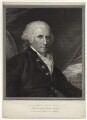 Benjamin West, by and published by Thomas Holloway, after  Benjamin West - NPG D37692