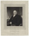 Benjamin West, by and published by Robert Newton, after  Sir William John Newton - NPG D37698
