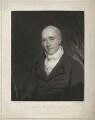 James West, by Henry Meyer, after  John Simpson - NPG D37818