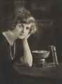 Dame Gladys Cooper, by Emil Otto ('E.O.') Hoppé - NPG Ax132929