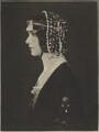 Jean Barbara (née Ainsworth), Viscountess Massereene and Ferrard, by Emil Otto ('E.O.') Hoppé - NPG Ax132931