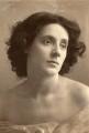 Mrs Patrick Campbell, by George Charles Beresford - NPG x5039