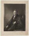 John Leifchild, by John Linnell, published by  John Leifchild - NPG D37276