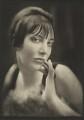 Maria Di Castellani, by Emil Otto ('E.O.') Hoppé - NPG Ax132938