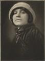Sophie Fedorova, by Emil Otto ('E.O.') Hoppé - NPG Ax132939
