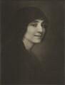 Armen Ohanian (née Sophia Pirboudaghian), by Emil Otto ('E.O.') Hoppé - NPG Ax132943
