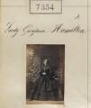 Georgiana Susan (née Hamilton), Countess of Winterton