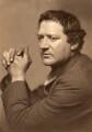 Jacob Epstein, by George Charles Beresford - NPG x6395
