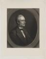John Thornton Leslie-Melville, 9th Earl of Leven and 8th Earl of Melville, by John Douglas Miller, after  George Richmond - NPG D37308
