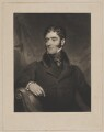 Hugh Fortescue, 2nd Earl Fortescue, by Charles Turner, after  James Ramsay - NPG D37747