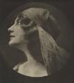 Malvina Longfellow, by Emil Otto ('E.O.') Hoppé - NPG Ax132947