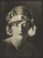 Marion Davies, by Emil Otto ('E.O.') Hoppé - NPG Ax132948