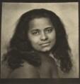 Unknown Haitian woman, by Emil Otto ('E.O.') Hoppé - NPG Ax132953