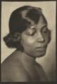Unknown Hawaiian woman, by Emil Otto ('E.O.') Hoppé - NPG Ax132954