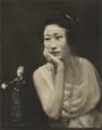 Madame Wellington Koo (née Hui-lan Oei), by Emil Otto ('E.O.') Hoppé - NPG Ax132958
