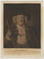 John Lewis, by Robert Field, after  Thomas Stewart - NPG D37314