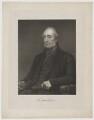 Sir Thomas Frankland Lewis, 1st Bt, by Thomas Herbert Maguire, printed by  M & N Hanhart, after  George Frederic Watts - NPG D37316