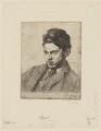Wyndham Lewis, by Augustus Edwin John - NPG D37319