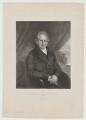 Oswald Leycester, by Joseph Mathias Negelen, printed by  Charles Joseph Hullmandel - NPG D37322