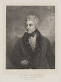 Matthew Fortescue, by Maxim Gauci, published by  Engelmann & Co, after  John Jackson - NPG D37754