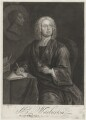 William Warburton, by Thomas Burford, after  Charles Philips - NPG D37839