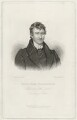 John Warburton, by John Thompson, published by  H.G.R. Brooks, sold by  E. Fowler, after  T.G. Brooks - NPG D37481
