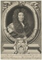 Sir Edward Ward, by Robert White, printed and sold by  John King, after  Sir Godfrey Kneller, Bt - NPG D37482