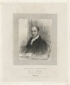 William Ward, by Edward Scriven, published by  Alexander Smith, after  Thomas Overton - NPG D37487