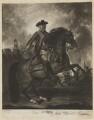John Ligonier, 1st Earl Ligonier, by and sold by Edward Fisher, after  Sir Joshua Reynolds - NPG D37335