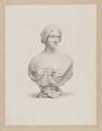 Jenny Lind, by William Roffe, after  C.J. Durham - NPG D37342