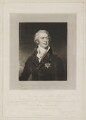 Robert Jenkinson, 2nd Earl of Liverpool, by Charles Turner, published by  Colnaghi, Son & Co - NPG D37377