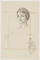 Ethel Levey, after Charles Buchel (Karl August Büchel), after  John Hassall - NPG D37378