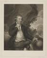 John Lloyd, by James Heath, after  Daniel Gardner - NPG D37381