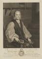 William Lloyd, by George Vertue, after  Friedrich Wilhelm Weidemann - NPG D37384