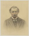 David Lloyd George, published by John Francis Edwin Grundy, after  Arthur Edward Davies - NPG D37388