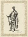Henry Richard Greville, 3rd Earl of Warwick, by Unknown artist - NPG D37873