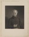 Wadham Locke, by Joseph Epenetus Coombs, after  Sir George Hayter - NPG D37400