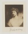 Grace Augusta Denison (née Fane), Countess of Londesborough, by Frederick John Jenkins, after  Henry Harris Brown - NPG D37408