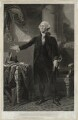 George Washington, published by James Heath, after  Gilbert Stuart - NPG D37879