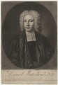 Daniel Waterland, by John Faber Jr, sold by  Richard Manby, after  Richard Phillips - NPG D37886