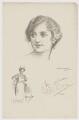 Violet Loraine, after Charles Buchel (Karl August Büchel), after  John Hassall - NPG D37440