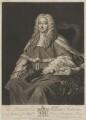 William Fortescue, by John Faber Jr, after  Thomas Hudson - NPG D37757